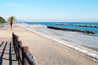 田尻浜海岸