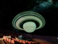 プラネタリウムで土星のひみつに迫ります