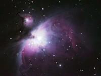 M42 オリオン大星雲 (口径15cm天体望遠鏡で撮影)